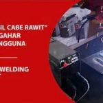 Kualitas Gahar Untuk Pengguna Mesin Las, Welding Mesin Type Solid 125 AST