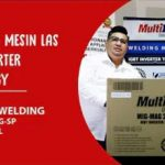 Unboxing Mesin Las Multipro MIG-MAG 200 G-SP (Inverter Technology)
