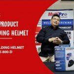 Aksesories Pelindung Pengguna Las Auto Welding Helmet MX 500 & MX 800