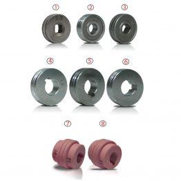 multipro welding accessories feed roller